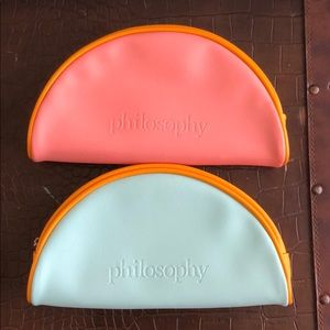 Philosophy Make Up Bags